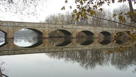 Monocacy Aqueduct on the C&O Canal