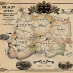 map-of-montgomery-county-in-the-1860s