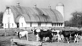 Barns in Montgomery County