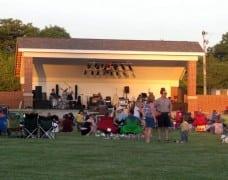 Poolesville-Bandshell